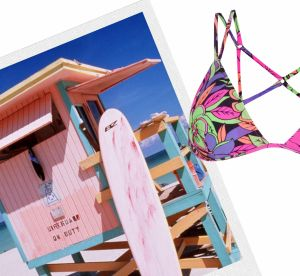 Miami, Saint-Tropez, Ibiza... A chaque destination son maillot
