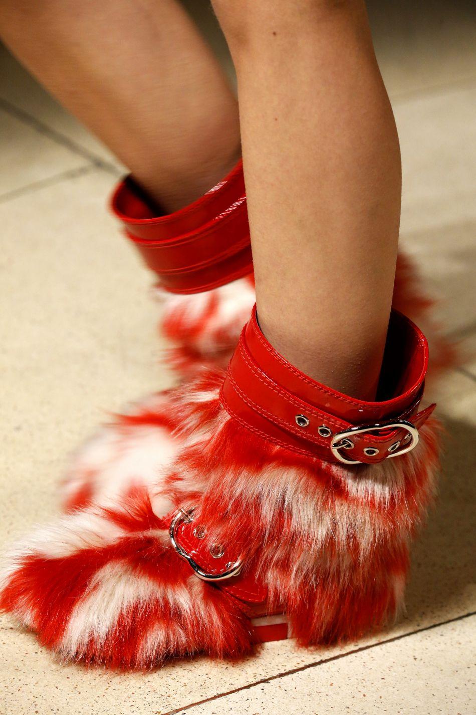 Les chaussures se la jouent totalement décallées pour l'automne prochain.