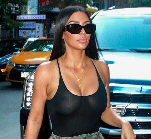 Kim Kardashian : elle veut relancer la mode de l'imprimé camouflage