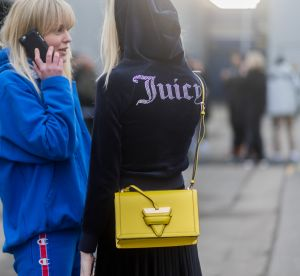 Ressortez votre Juicy Couture, la marque est de retour dans la tendance !