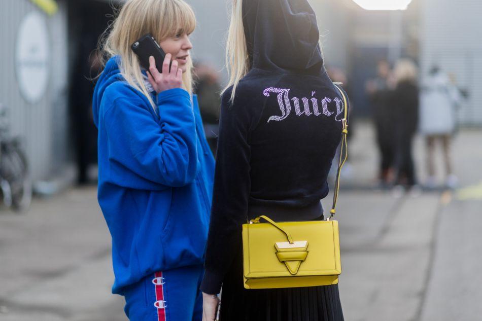 Juicy Couture est officiellement de retour.