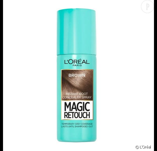 L'Oréal Magic Retouch, 15€.