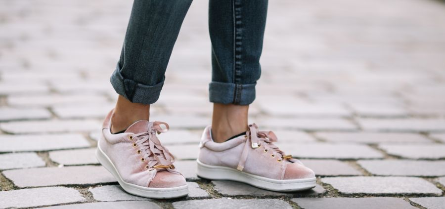 Pink is the new black : 7 paires de sneakers roses irrésistibles