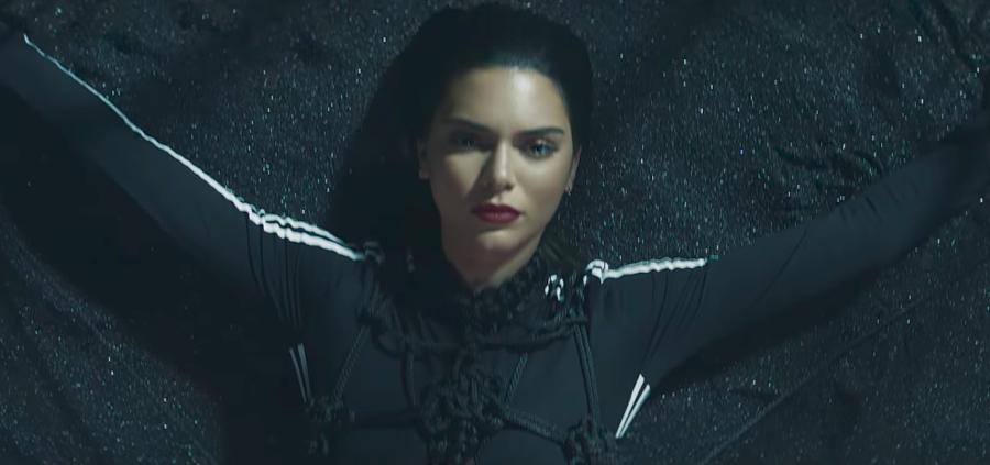 Kendall Jenner est la nouvelle égérie Adidas (et cela fait polémique !)