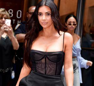Kim Kardashian : une énième photo retouchée en maillot qui sème le doute