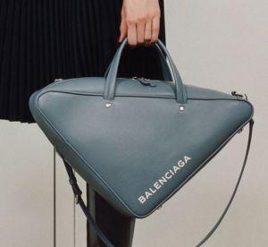 Les sacs géométriques, la tendance accessoires de la rentrée