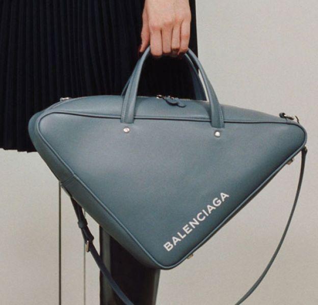 Les sacs géométriques, les sacs les plus tendance de la rentrée.