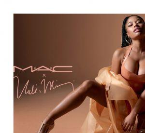 MAC x Nicki Minaj : les nouveaux lipsticks nude qu'on va s'arracher