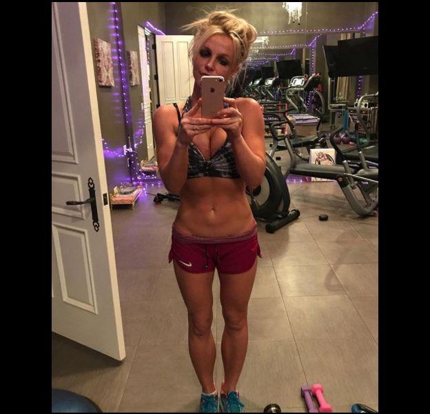 Britney est plus en forme que jamais !