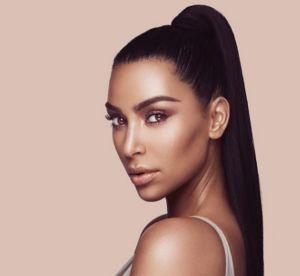 Kim Kardashian dévoile son astuce pour retirer du fond de teint sur un vêtement
