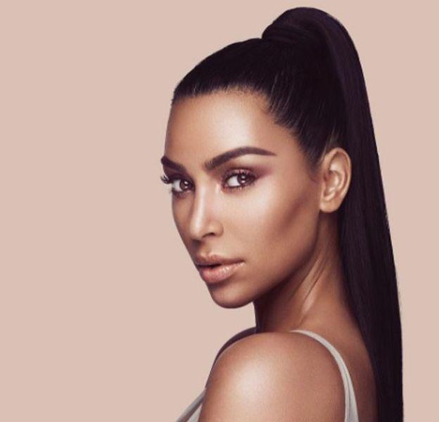 Kim Kardashian dévoile son astuce.