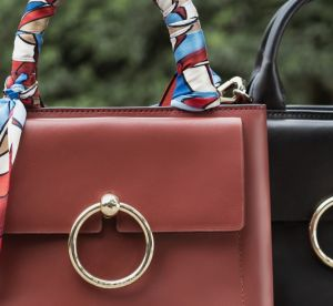 Claudie Pierlot imagine Anouck : un nouveau sac signature