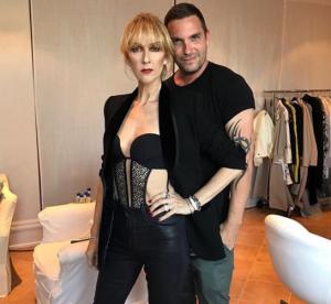 Celine Dion opte pour un nouveau look : la star ose la frange !