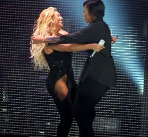 Michelle Obama : pour l'anniversaire de Beyoncé, elle s'habille comme elle