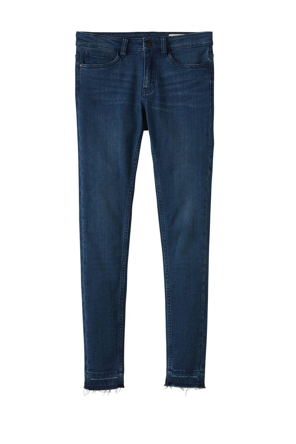 Jean super skinny, 12,99€.
