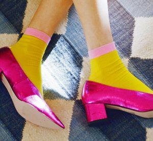 Chaussures + chaussettes : les bonnes associations de la rentrée