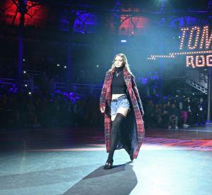 Les 5 idées à piquer au défilé Gigi Hadid et Tommy Hilfiger