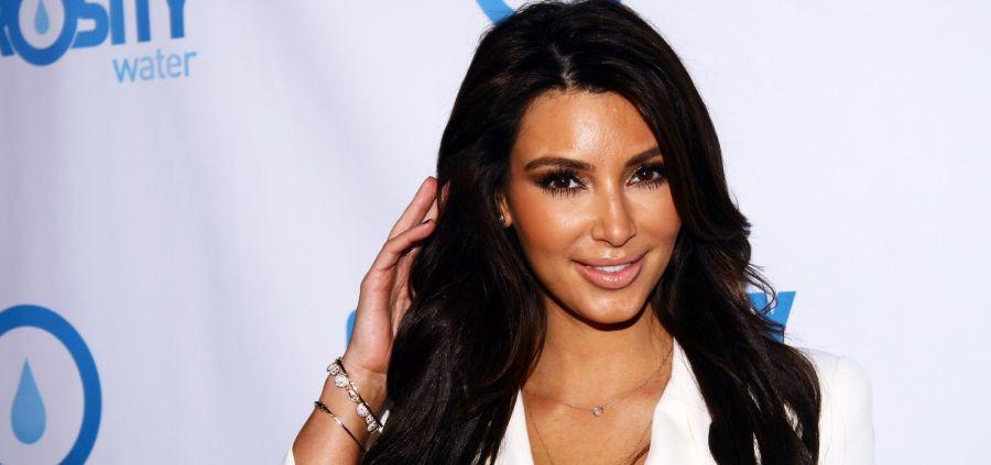 Kim Kardashian : les photos de son tuto make-up ressemblent à un film d'horreur