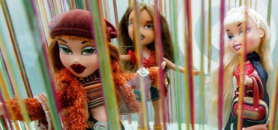 Le make-up Bratz et si on jouait à la poupée ?