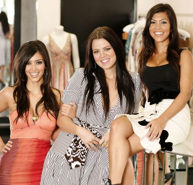 Les métamorphoses de la famille Kardashian.