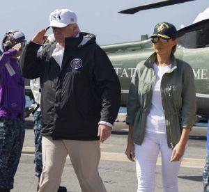 Melania Trump, nouvelle bourde fashion pour la Première dame