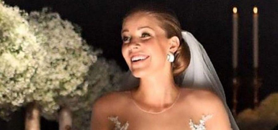 La robe de mariée de Victoria Swarovski bat tous les records