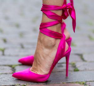 Escarpin rose : ces modèles qui nous font fantasmer !