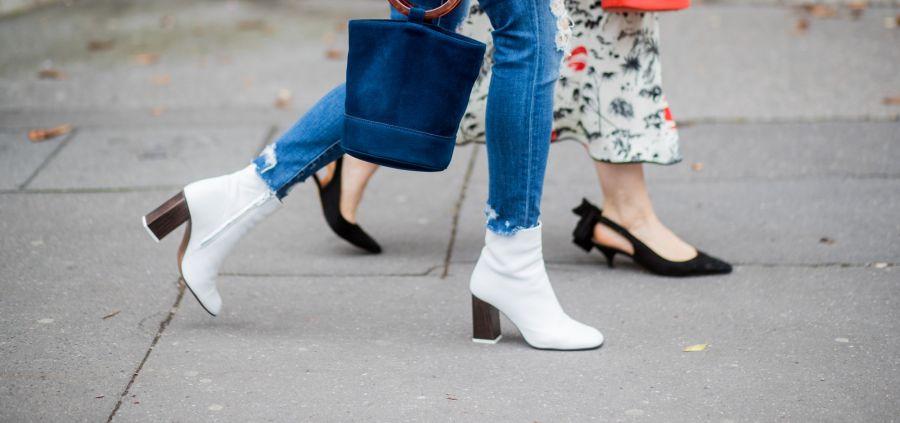 Les bottes blanches : 6 preuves qu'elles peuvent être tendance !