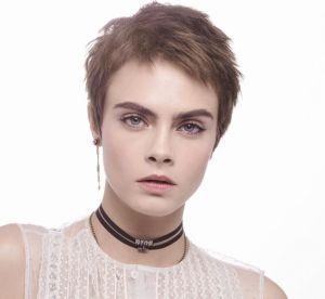 Cara Delevingne : son premier look en tant qu'égérie beauté Dior