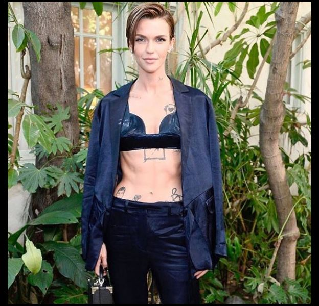 Ruby Rose anorexique