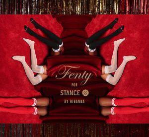 Fenty for Stance : les chaussettes les plus sexy de la saison by Rihanna