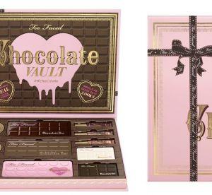 Beauty Alert : Too Faced lance un incroyable coffret make-up 100% chocolaté