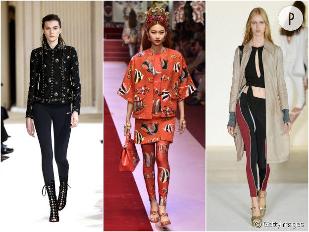 Défilés Giambattista Valli, Dolce & Gabbana et Jill Stuart.