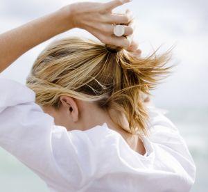 3 astuces anti-reflets verts pour les chevelures blondes