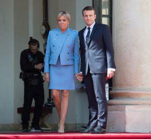 Brigitte Macron : voici le régime alimentaire qu'elle impose au président