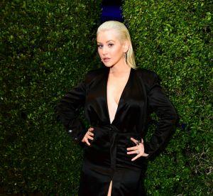 Christina Aguilera méconnaissable : que se passe-t-il avec son visage ?