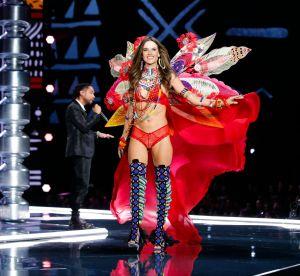Alessandra Ambrosio : sa dernière apparition pour Victoria's Secret ultra sexy