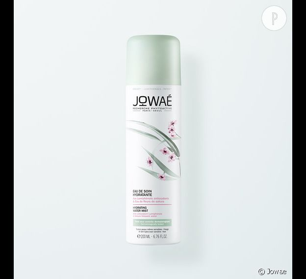 Jowae, eau de soin, 8,90€.