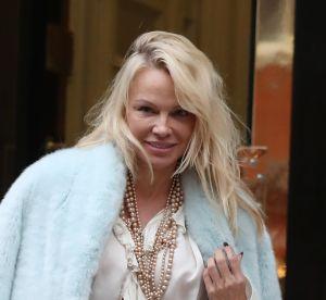 Pamela Anderson : elle veut persuader Kim Kardashian d'arrêter la fourrure