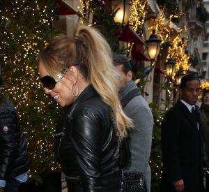 Mariah Carey aime toujours autant les vêtements moulants.