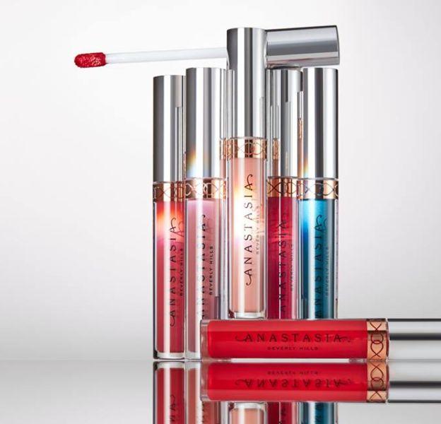 Les rouges à lèvres liquides Anastasia Beverly Hills.