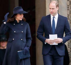 Prince William et Kate Middleton : en famille pour leur adorable carte de voeux