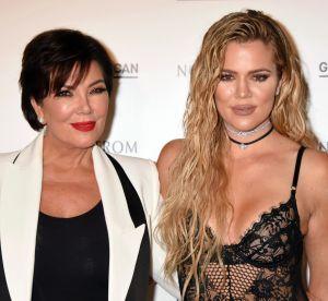 Kris Jenner future grand-mère, son adorable message sur la grossesse de Khloé