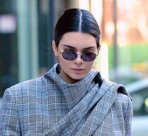 Kendall Jenner : photoshoppée sur la carte de Noël des Kardashian ?
