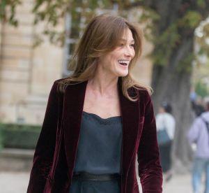 Carla Bruni : son astuce minceur rigolote pour éliminer après les fêtes