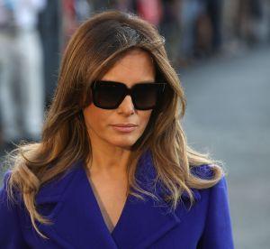 Melania Trump : sa robe scintillante (et hors de prix) suscite les moqueries