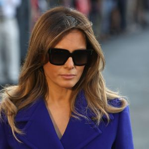 Melania Trump : sa robe scintillante (et hors de prix) suite les moqueries