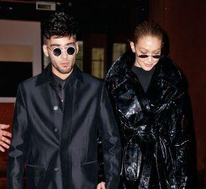 Gigi et Zayn affichaient des looks coordonnés et excentriques ce week-end à New York.
