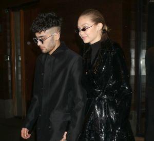 Gigi et Zayn étaient de sortie pour fêter les 25 ans du chanteur.