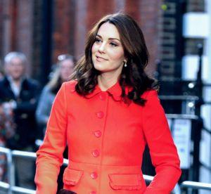 Kate Middleton : son nouveau manteau que tout le monde va s'arracher